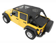 Jeep accessories: JK 4-Door